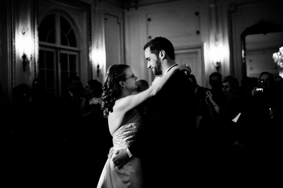 first dance lit up, melbourne wedding