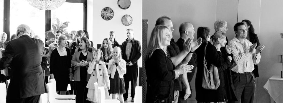 Surprise Wedding at St Kilda Sea Baths, Encore