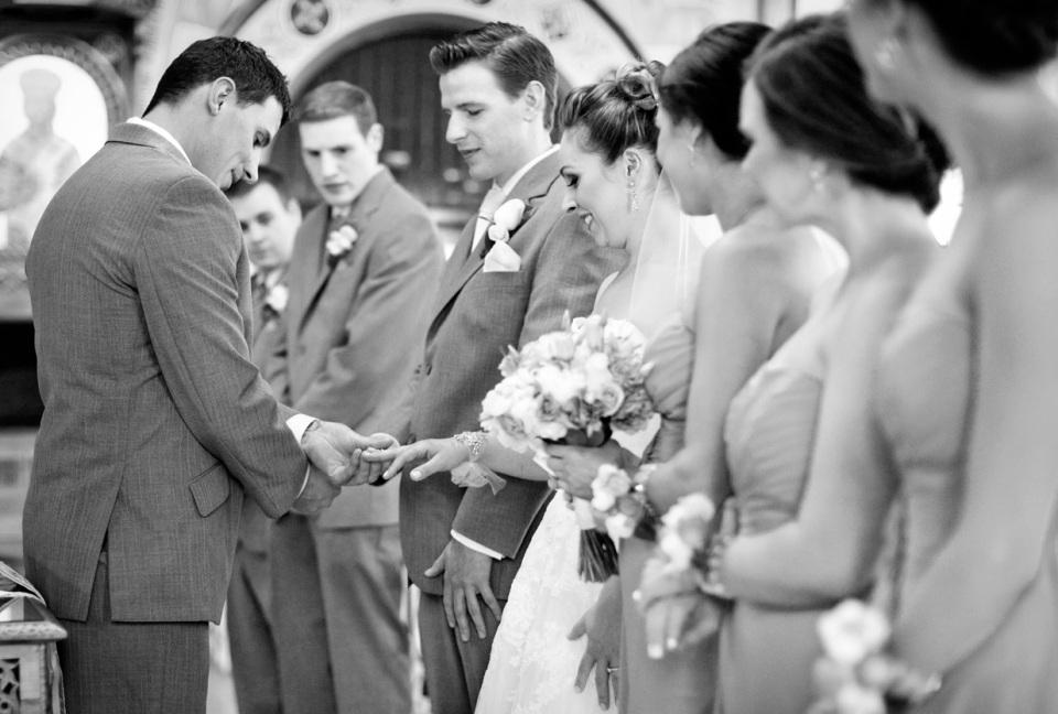 Greek wedding ceremony traditions Melbourne