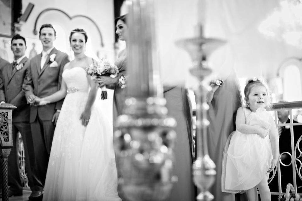 greek church wedding in Melbourne