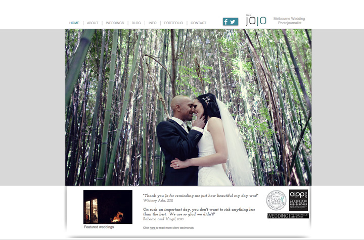 fotoJOJO| New Website Launch | Melbourne