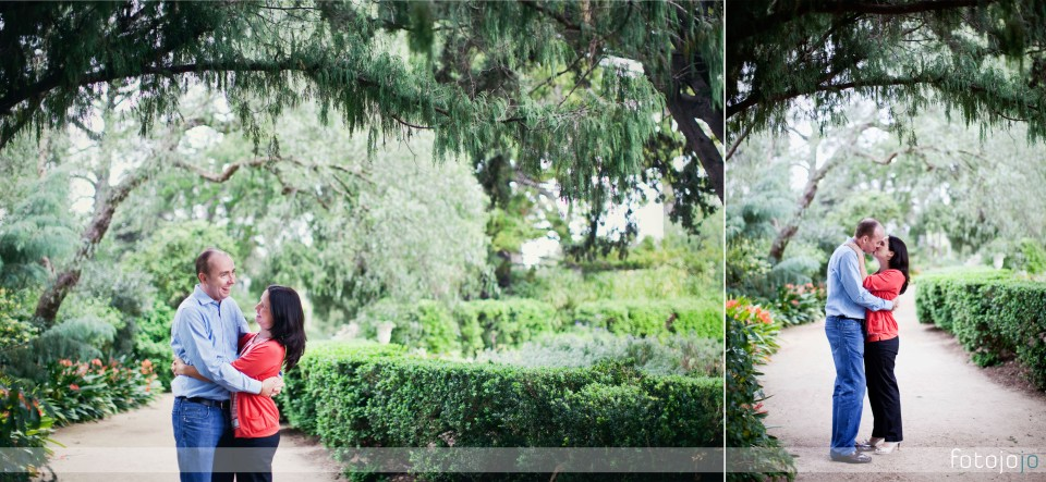 Melbourne Pre wedding photos- Stones of Como Gardens