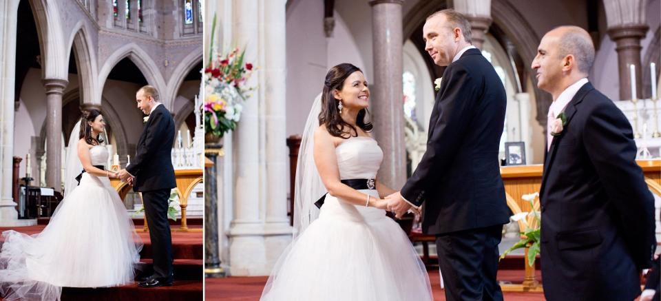 st Ignatius Church, Richmond wedding photography