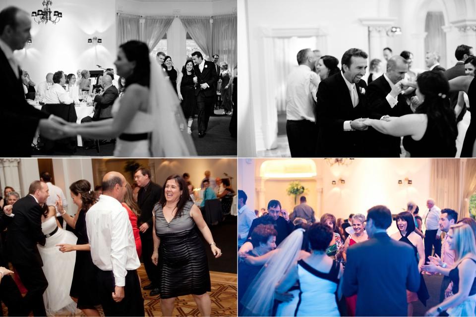 Ripponlea wedding - dancing photos