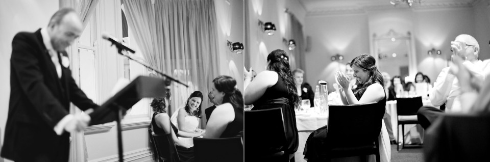 Ripponlea Wedding, Natural and Candid photography of speeches