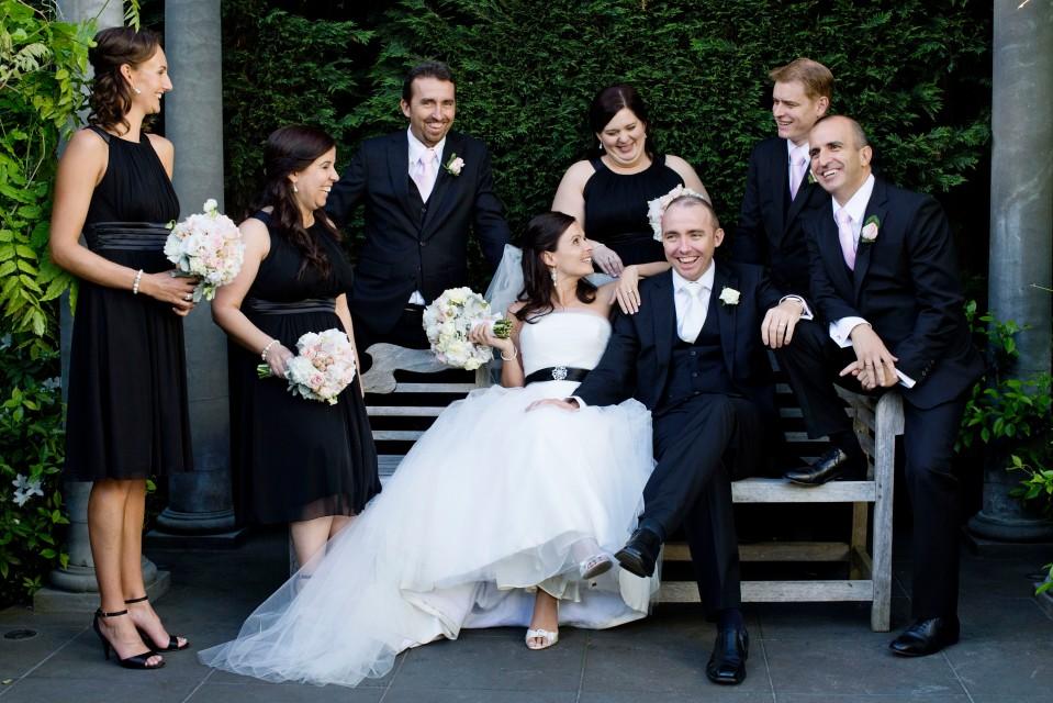 Quat Quatta Wedding Photography, wedding party