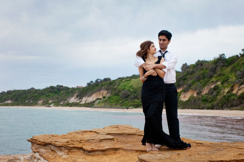 formal pre wedding session in Melbounre, fashion