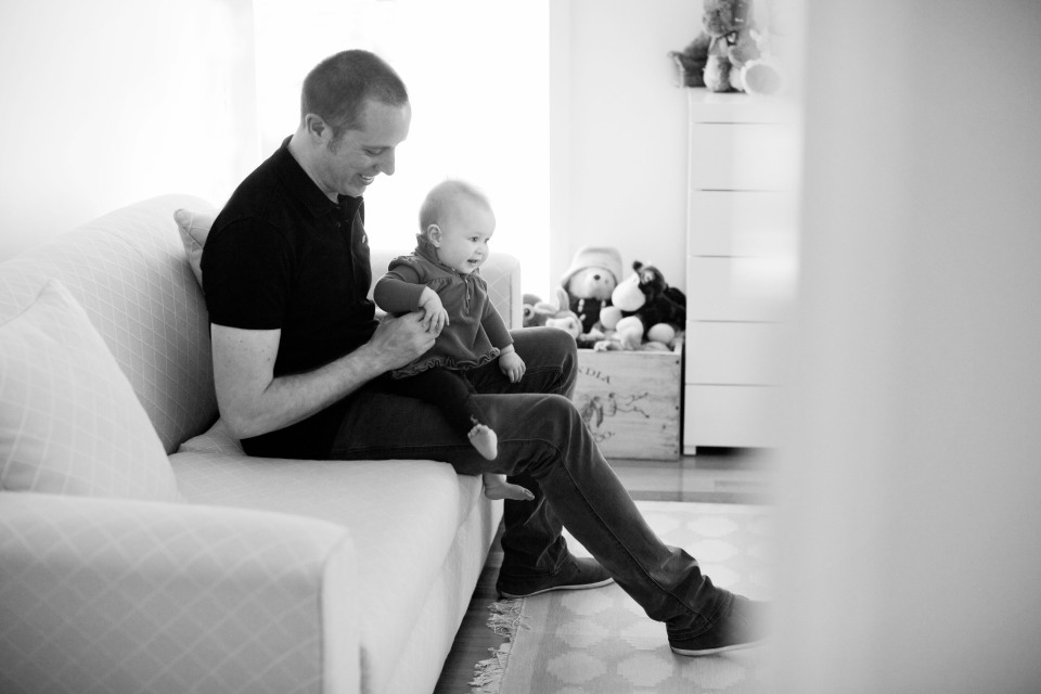 Melbourne documentary baby photographer - natural photos