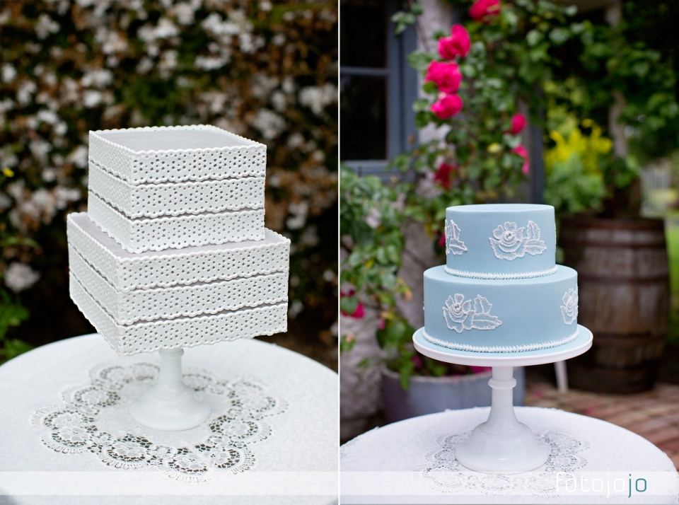 Wedding cake design Melbourne