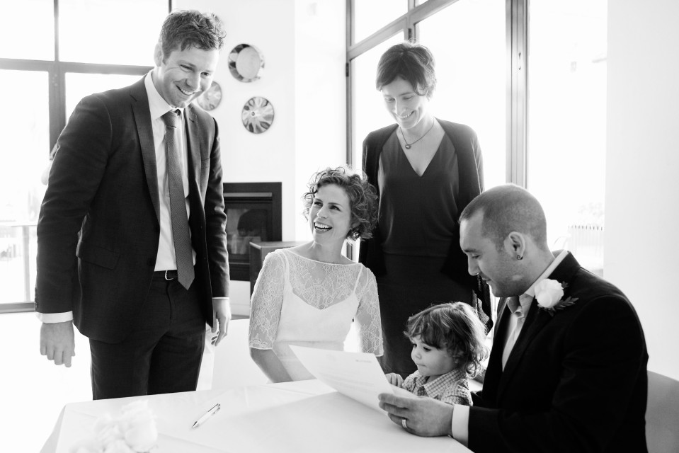 St Kilda Sea Baths Wedding Photographer
