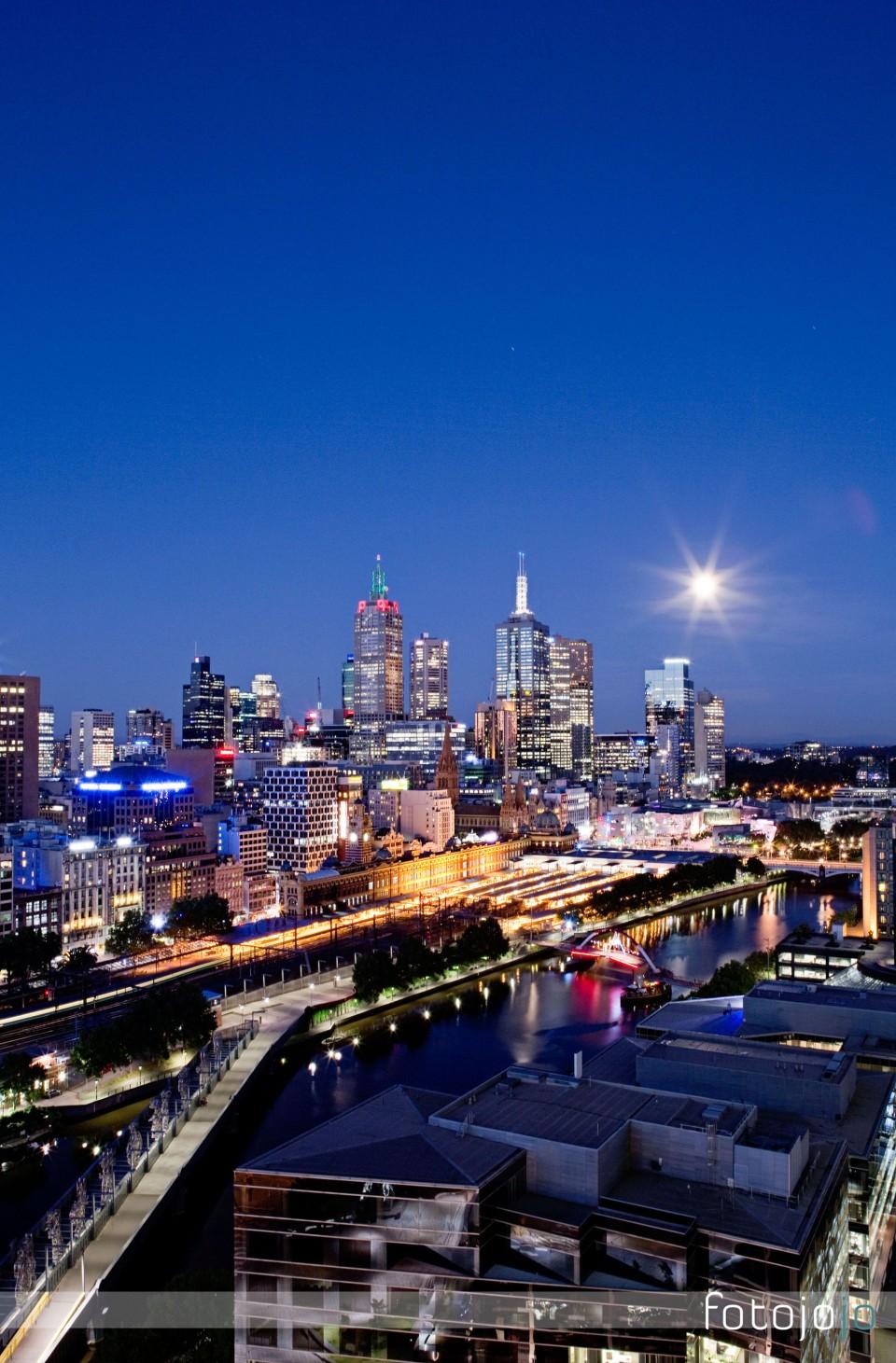 Melbourne landscape photos, Victoria