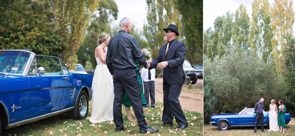 Lavendula Daylesford natural wedding photography