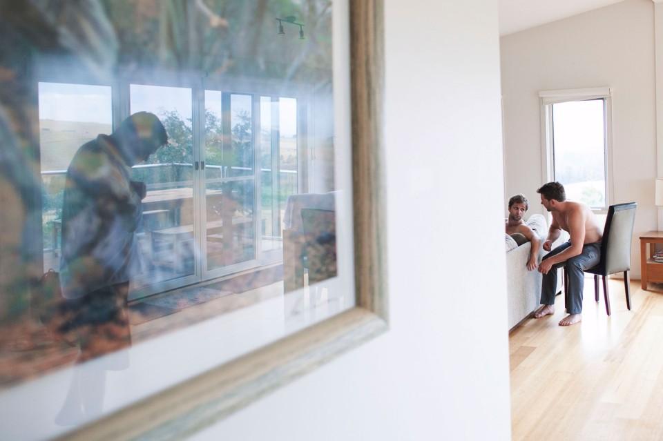 Daylesford documentary wedding photography