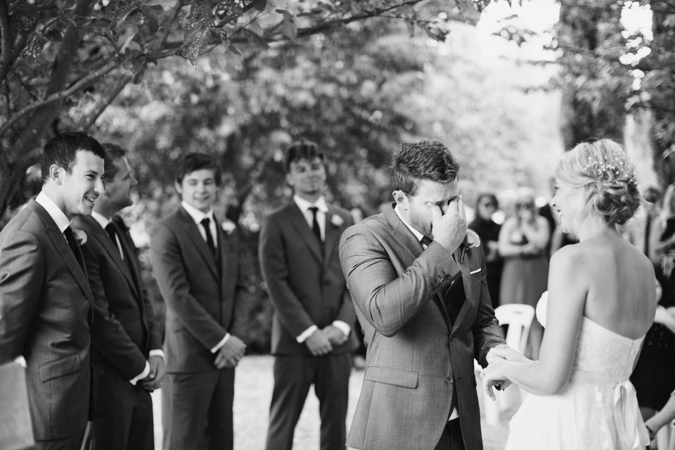 Daylesford wedding photographer - fotojojo capturing the emotions and moments