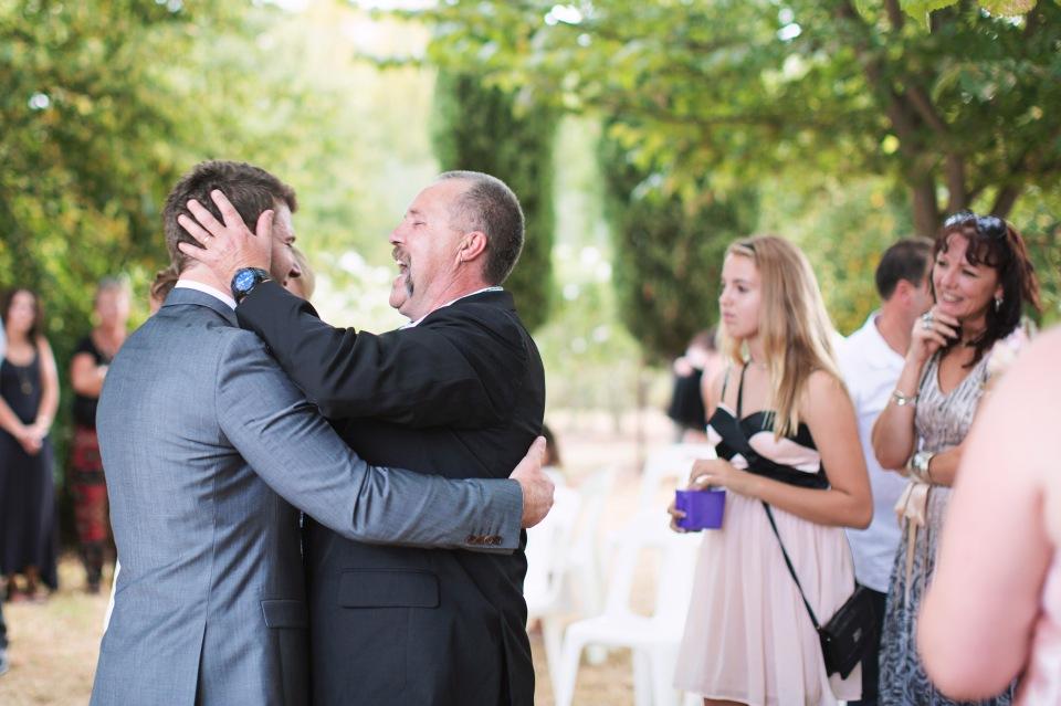 Daylesford lavandula wedding