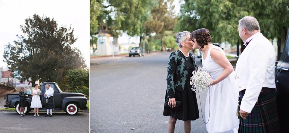 50's vinage wedding Melbourne