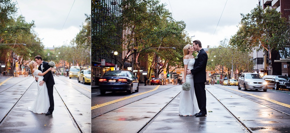 Melbourne city elopement