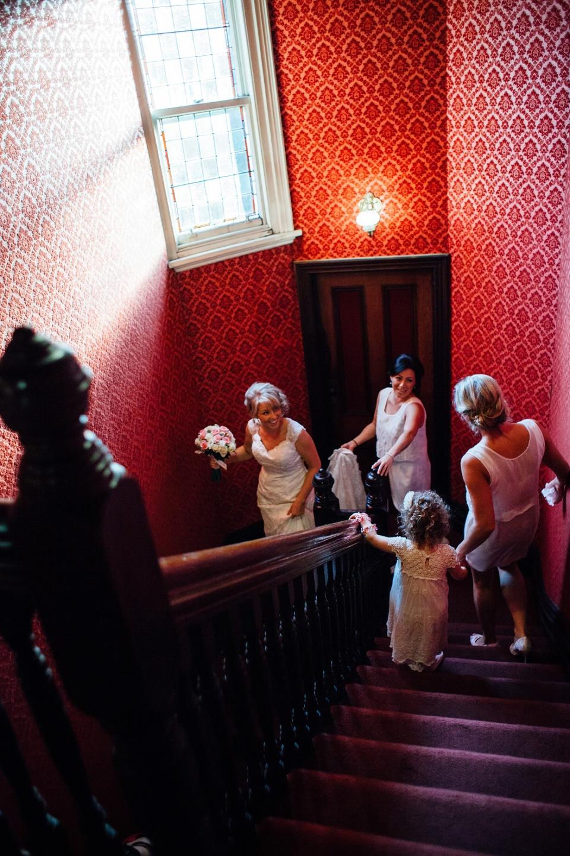 The Gables, Malvren Wedding