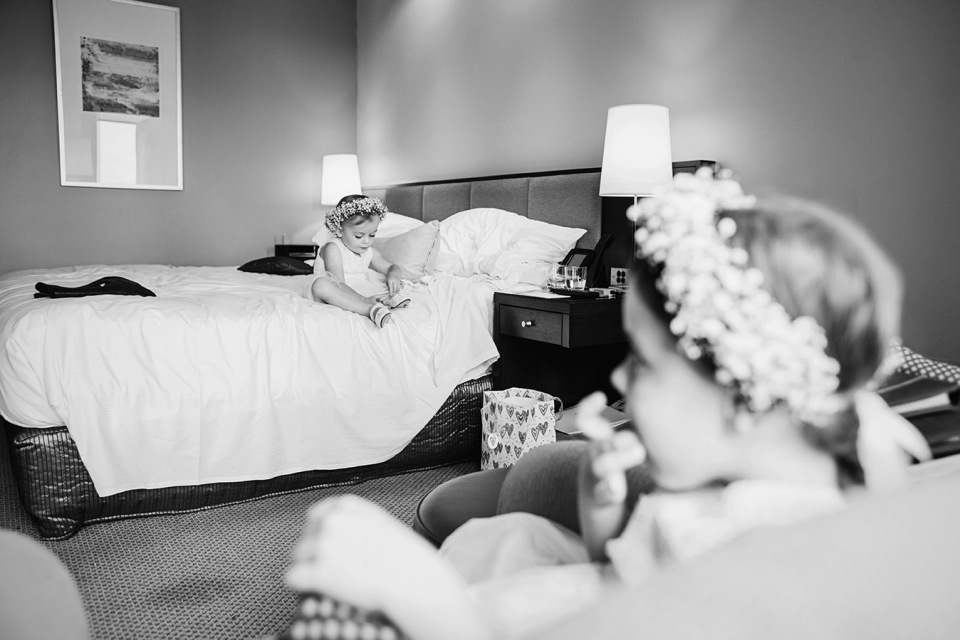 sofitel melbourne wedding - flowergirls