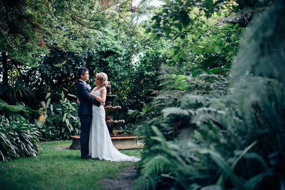 Malvern Wedding the Gables