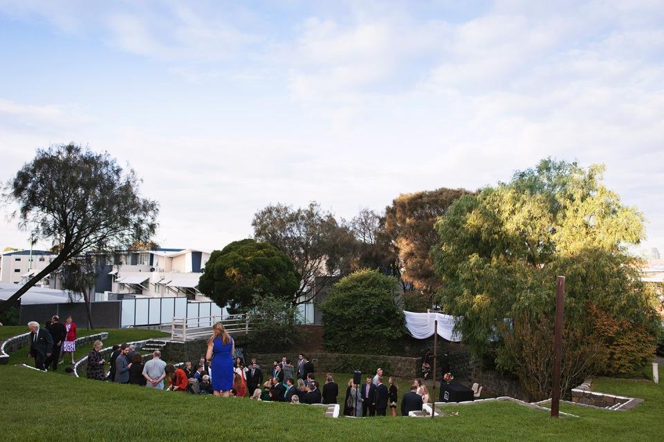 Footscray community art centre amphitheater
