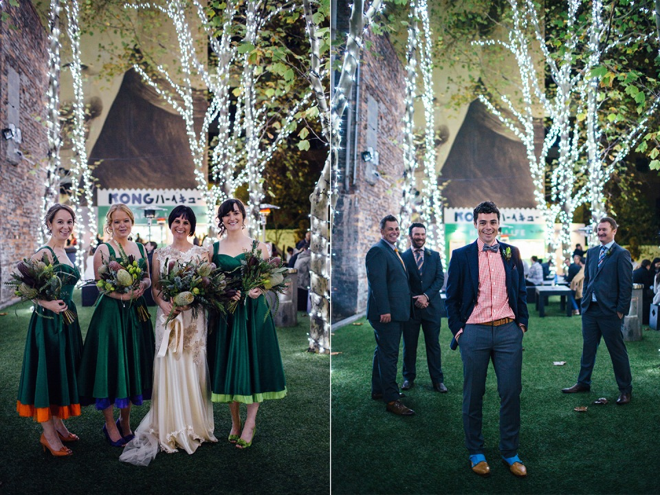 Hipster wedding Melbourne