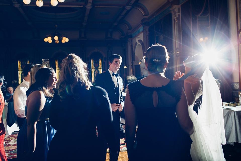 fun dancing wedding photography - hotel windsor melbourne