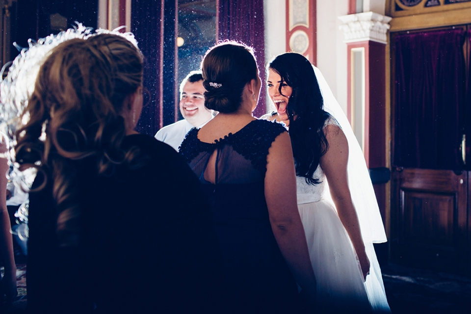 wedding photos at the Hotel Windsor in Melbourne
