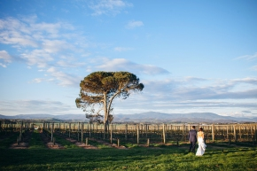 Documentary wedding photography in the Yarra Valley