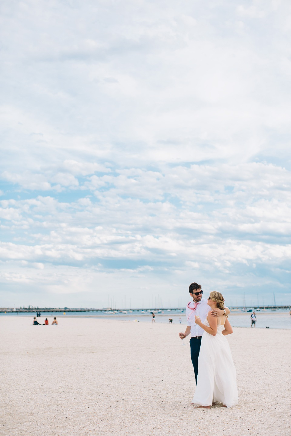 Bathers pavilion wedding photos | St Kilda | fotojojo