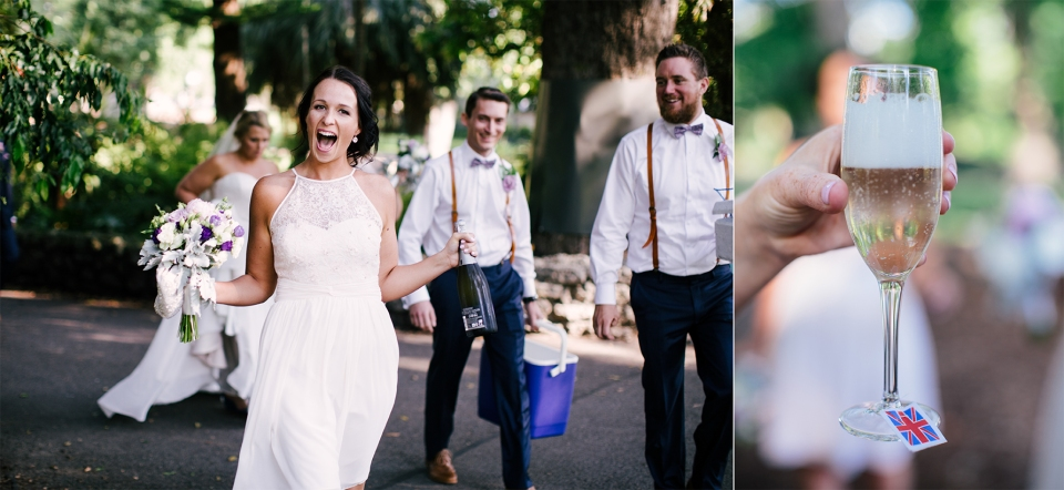 Fitzroy gardens wedding