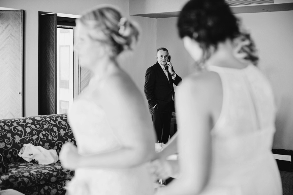 Melbourne documentary wedding photos