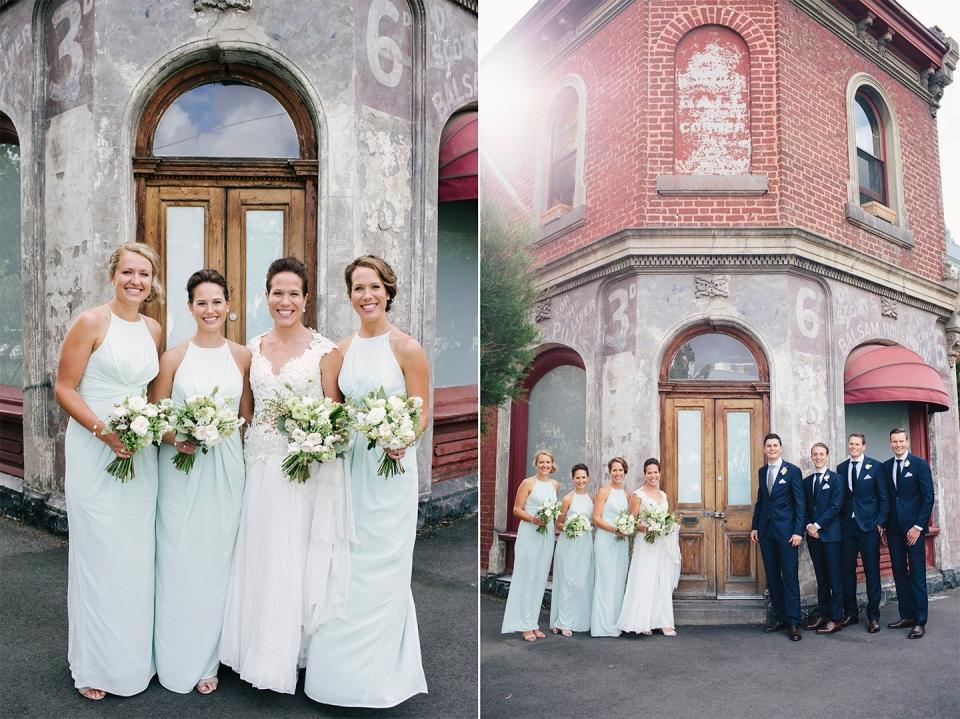 South Melbourne Wedding photos