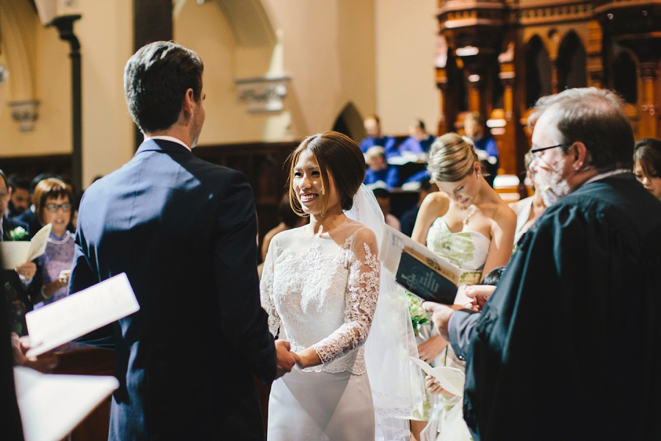 Scots Church Wedding Photos | Melbourne