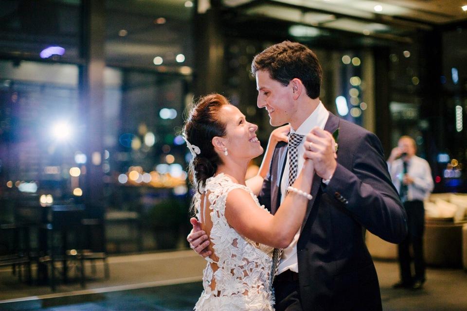 Wedding reception photos at Luminare